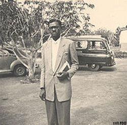 Patrice Lumumba /photo Wikipédia