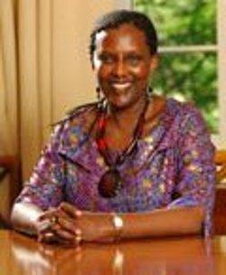 Rugwabiza Rushemeza / Photo wto.org