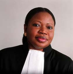 Fatou Bensouda/photo Wikipédia