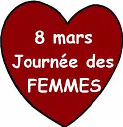 Journée de la femme/photo transparent.com