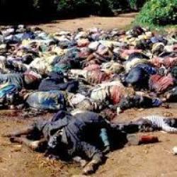 Kibeho massacre