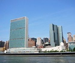 Siège des Nations Unies/photo wikipedia