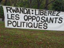 libérez les opposants politiques