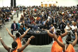 Paul Kagame à Atlanta/igihe.com