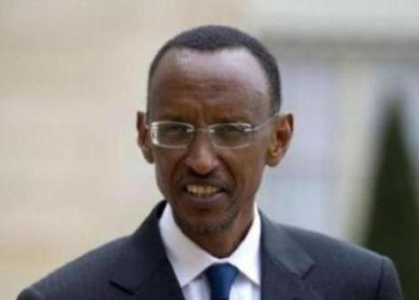 Paul Kagame/photo rfi