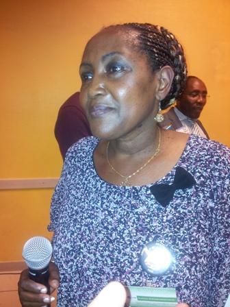 Daphy Nkundwa, Réseau International des femmes pour la démocratie et la Paix