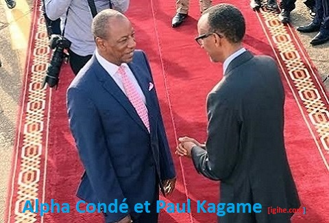 guinnée - Kagame