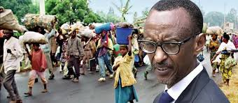 Kagame réfugiés