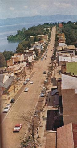 Bukavu Inforcongo 1958