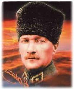 Kemal Mustafa Ataturk- photo/cmcalibeyrouth.lfcali.edu.co